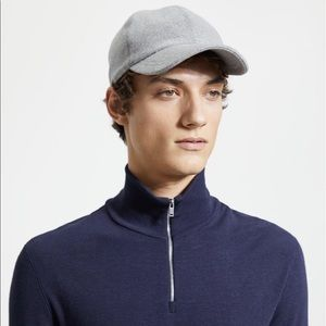 Theory Cashmere Baseball Hat